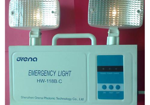 Đèn sự cố cứu hỏa HW-118BC