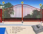 SWING GATE – E8