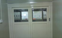 Cửa tự động phòng sạch chuyên dụng
