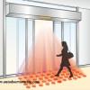 Cửa cảm biến tự động nhận diện bằng sensor