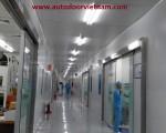 Cửa tự động phòng sạch