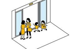Cửa tự động đóng mở có phù hợp với nhà dân dụng?