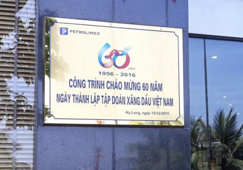 Lắp đặt 3 cửa tự động Petrolimex Hạ Long Quảng Ninh