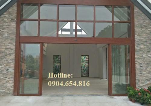 Lắp đặt cửa tự động tại Thái Nguyên