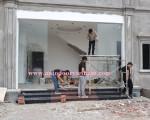 Lắp đặt cửa tự động tại Chí Linh Hải Dương