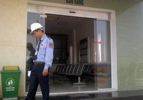 Lắp đặt 2 cửa tự động GreenFeet Đồng Văn Hà Nam