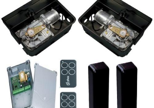 VUCAN 230V mô tơ cổng âm sàn tự động