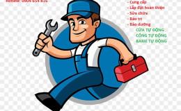 Sửa chữa bảo trì bảo dưỡng cửa tự động