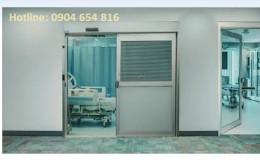 Cửa tự động ICU