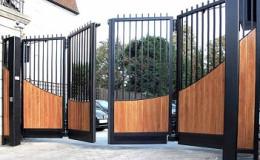 Lợi ích của cổng gấp 4 cánh tự động